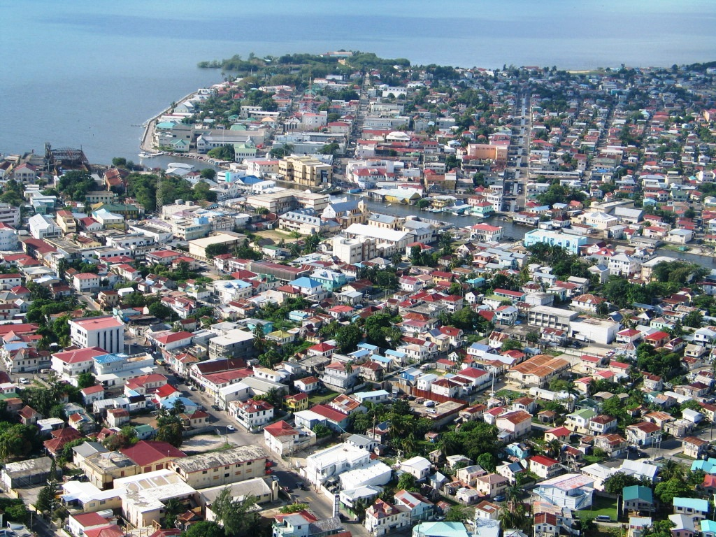 Belize_City_Aerial_Shots