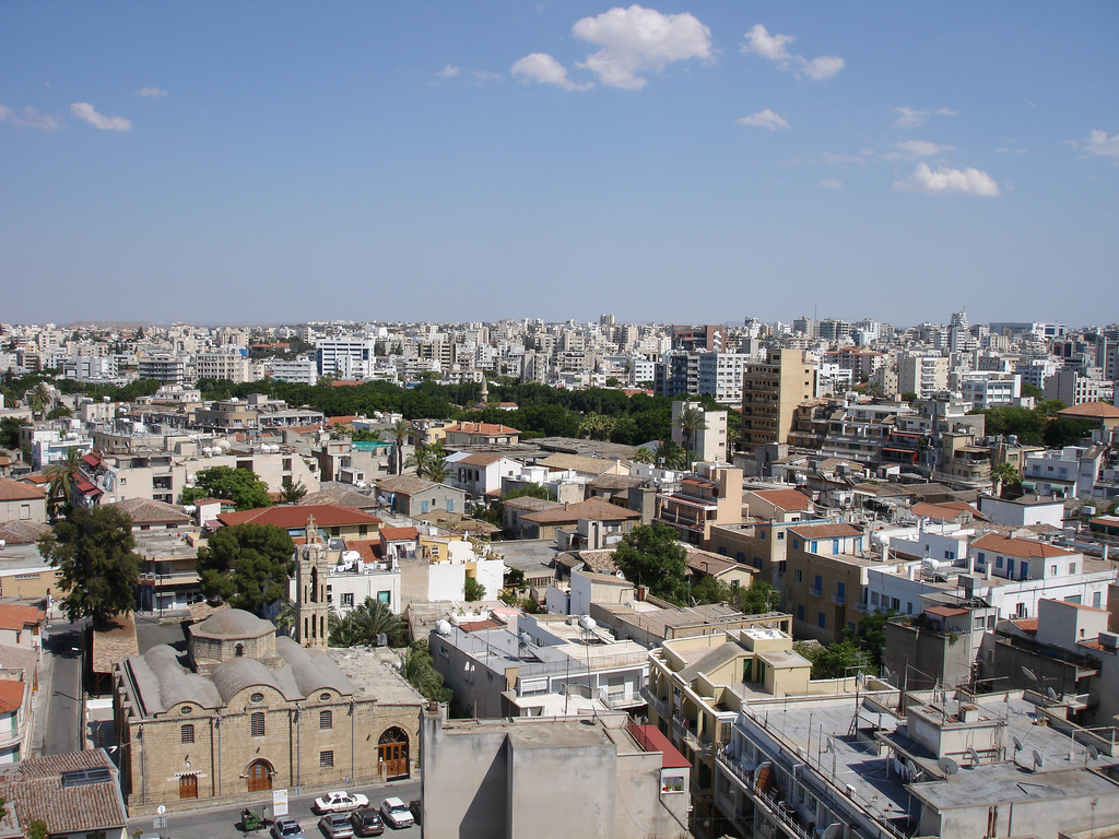 Nicosia_panorama_by_day