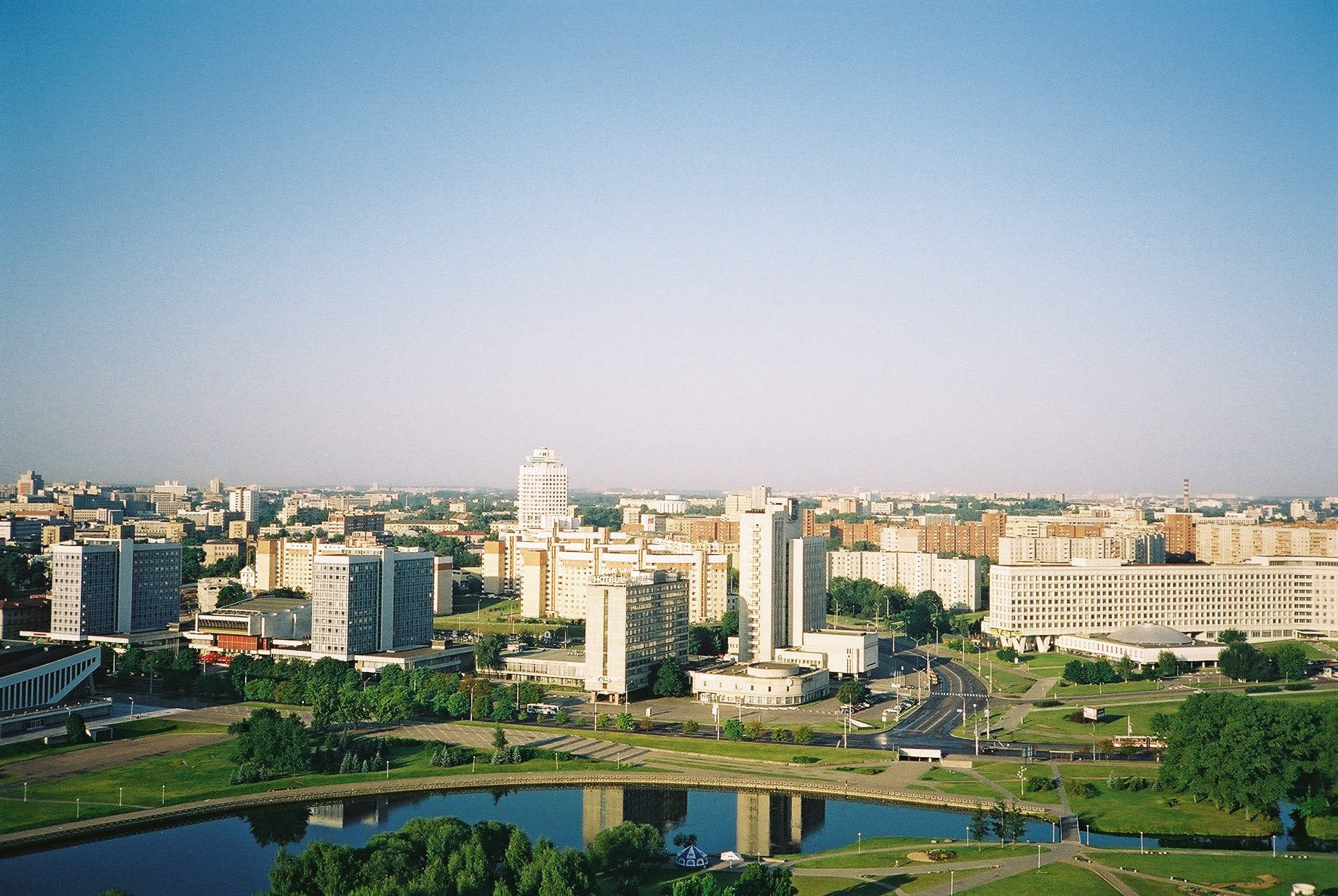 View_of_Minsk_2002