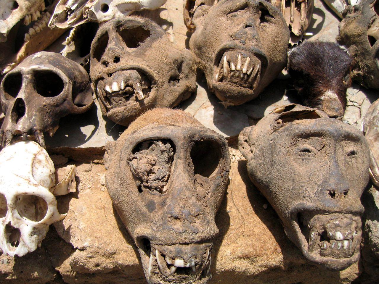 Lomé_Fetish_Market