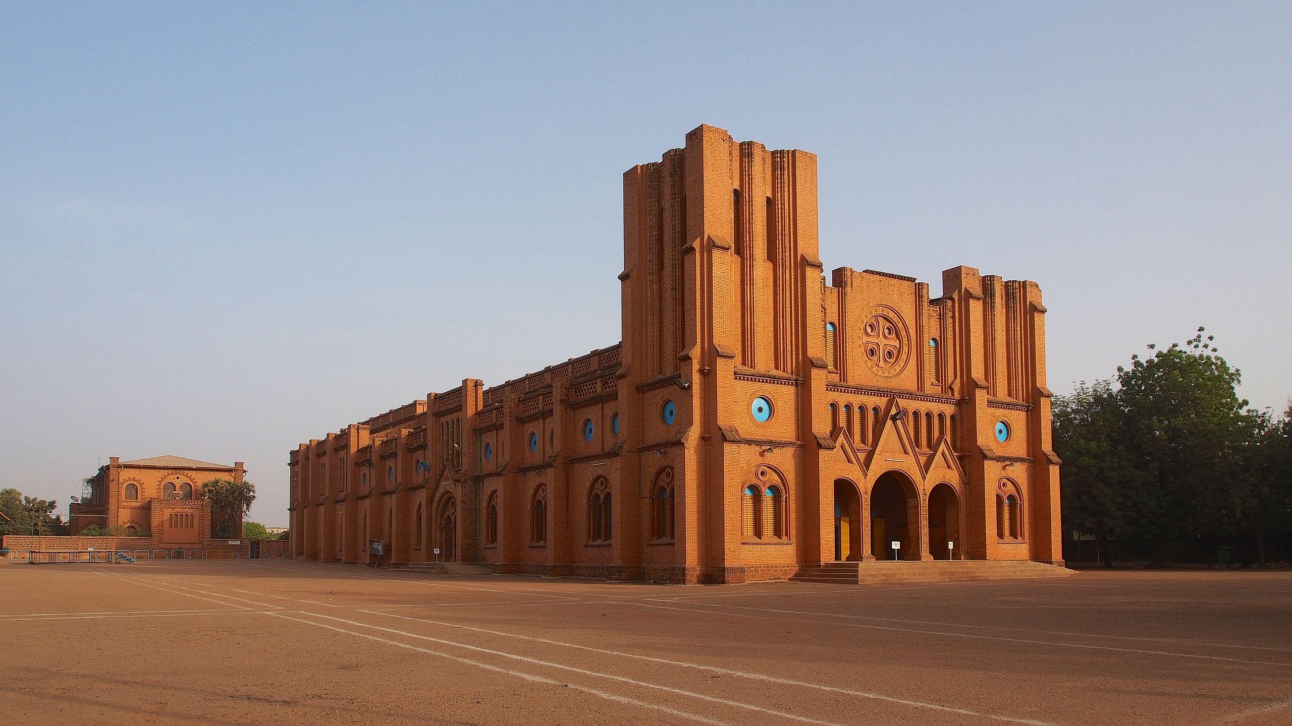 Cathedrale_Ouagadougou