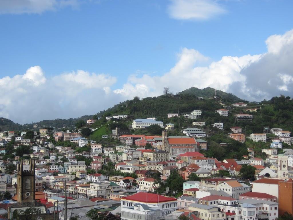 Grenada_Saint_George's_Downtown