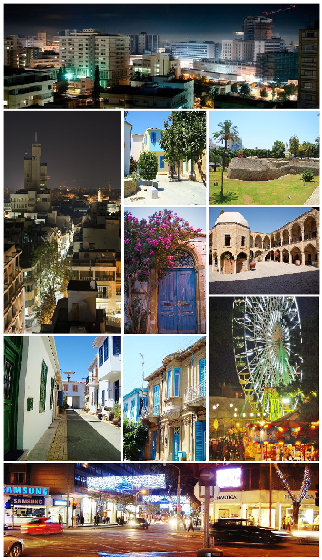 Nicosia_Collage