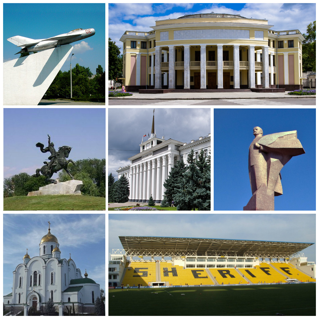Tiraspol_Collage